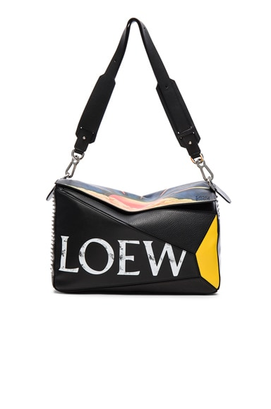 Loewe Extra Large Punk Puzzle Bag in Multi