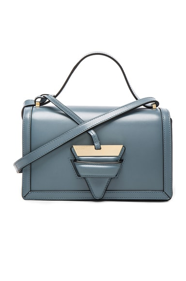 Loewe Barcelona Shoulder Bag in Stone Blue