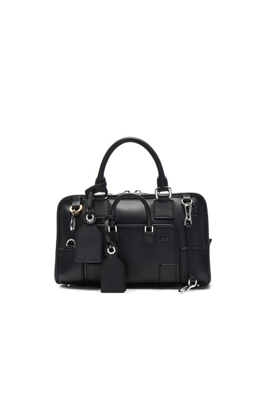 Loewe Amazona 28 Multiplication Bag in Black