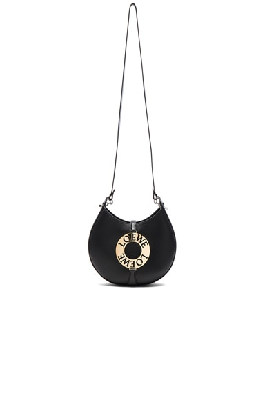 Loewe Small Joyce Small Bag in Black