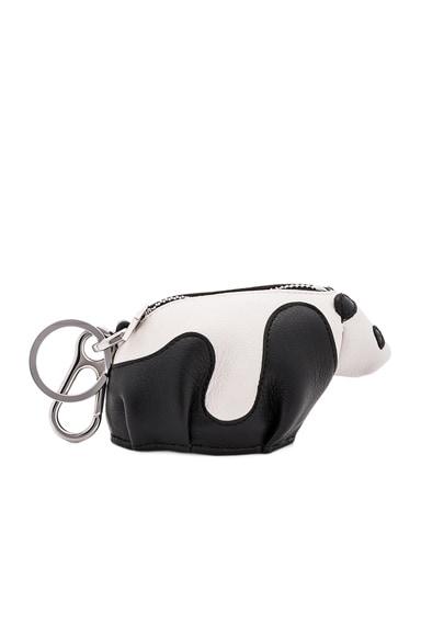 Loewe Panda Charm in Black & White