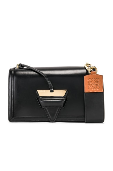Loewe Barcelona Shoulder Bag in Black