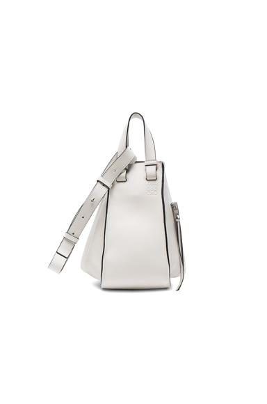 Loewe Hammock Small Bag in Soft White