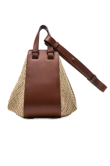Hammock Raffia Small Bag