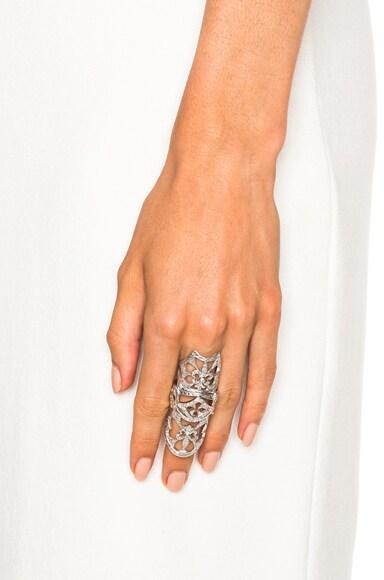 Double Royal Fleur-de-Lis Ring