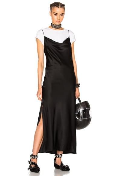 LPA 73 Dress in Black
