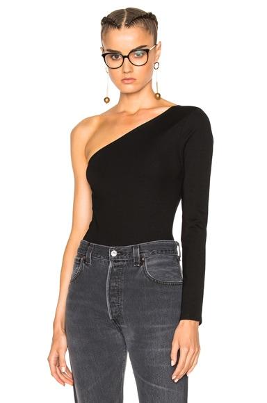 LPA 25 Bodysuit in Black