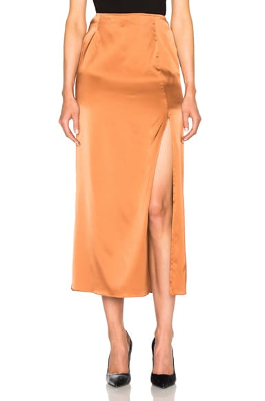 LPA 72 Skirt in Bronze