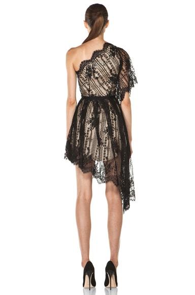 Serenity Lace Knit Dress