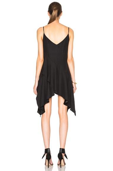 V Slip Dress