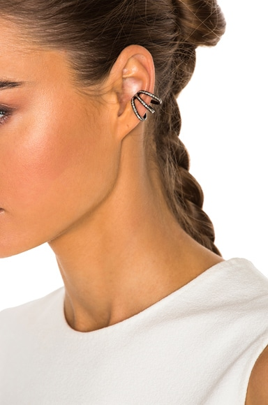 Trilogy Ear Cuffs