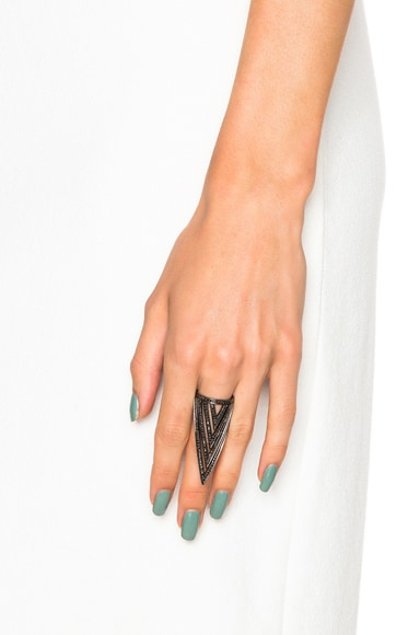 Triangular Ring