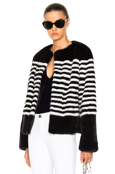 Marilena Mink Coat