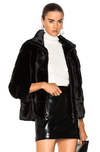 Zoe Mink Coat