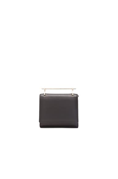 M2Malletier Cabiria Wallet in Black