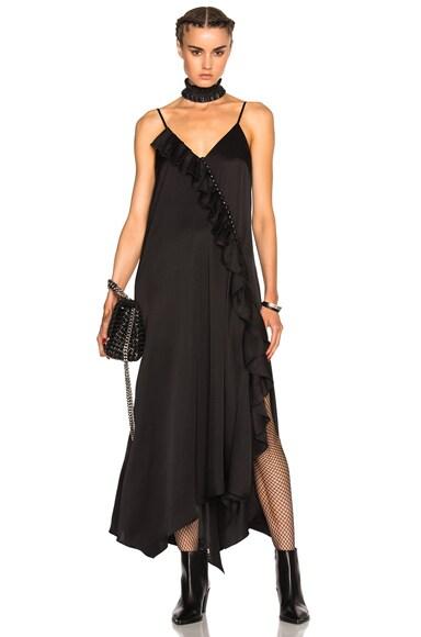 Magda Butrym Treviso Dress in Black