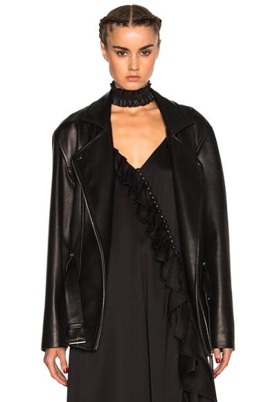 Magda Butrym Columbus Jacket in Black