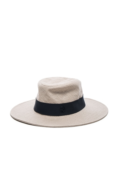 Charles Classic Trilby Straw Hat