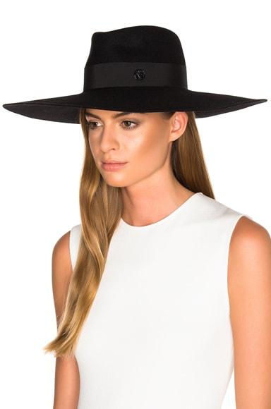Fara Wide Brim Hat