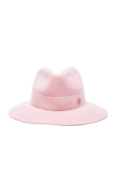 Maison Michel Henrietta in English Pink