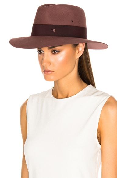 Henrietta Hat Antic Pink