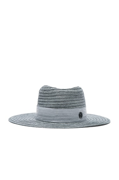 Maison Michel Charles Hat in Grey