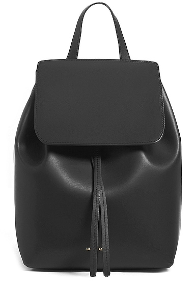 Coated Mini Backpack