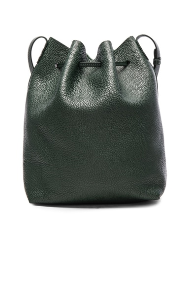 Tumbled Bucket Bag