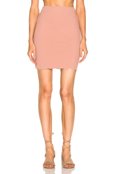 Marysia Swim Montauk Skirt in Pink