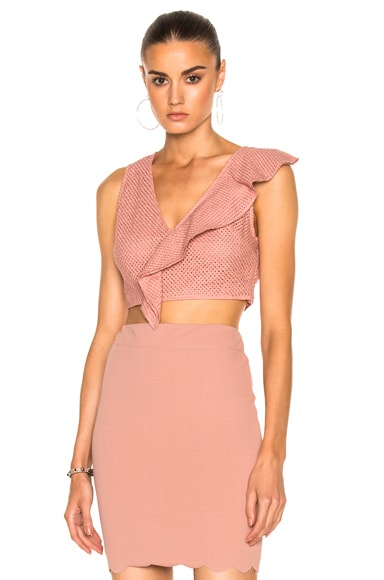 Marysia Swim Seahaven Top in Pink