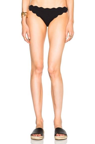 Marysia Swim Antibes Bikini Bottom in Black