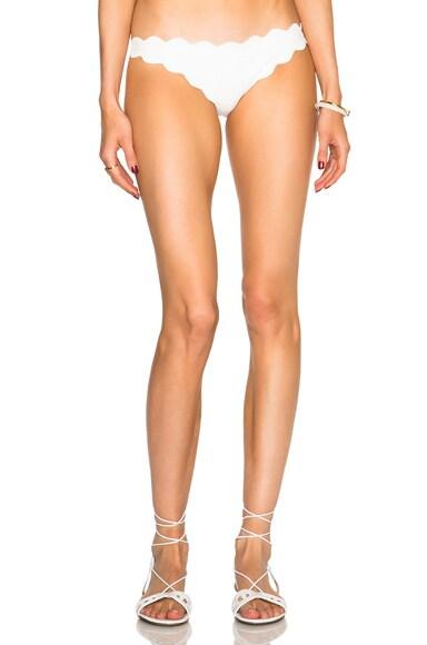 Marysia Swim Antibes Bikini Bottom in Coconut