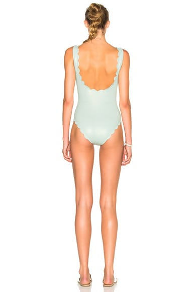 FWRD Exclusive Palm Springs Lace Up Swimsuit