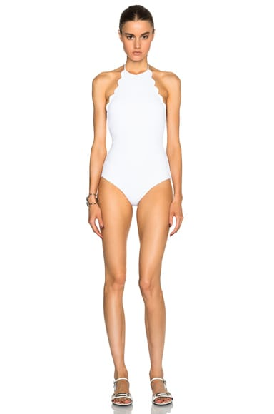 Marysia Swim Mott Swimsuit in White