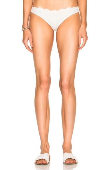 Marysia Swim Santa Barbara Bikini Bottom in Coconut
