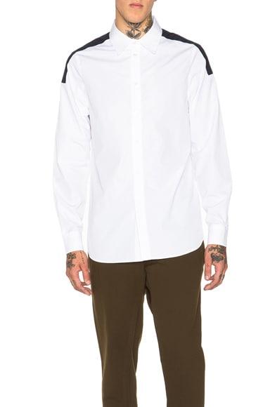Polo Neck Shirt