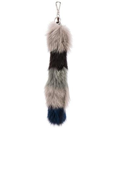 Fur Pendant