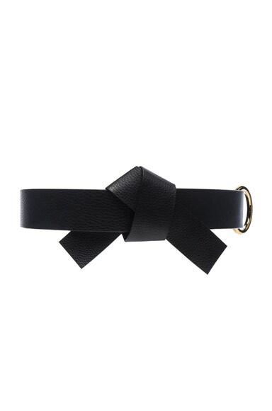 Marni Knot Belt in Black