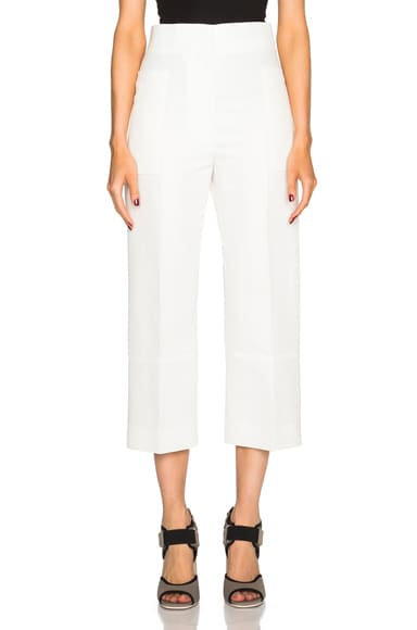 Marni Trousers in Lily White