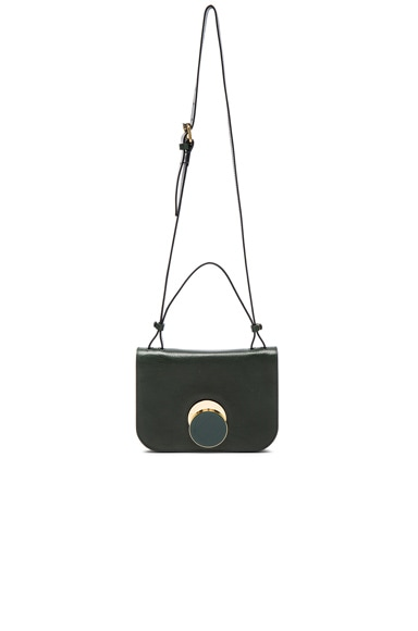 Marni Shoulder Bag in Green