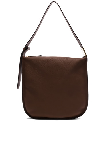 Marni Shoulder Bag in Raisin