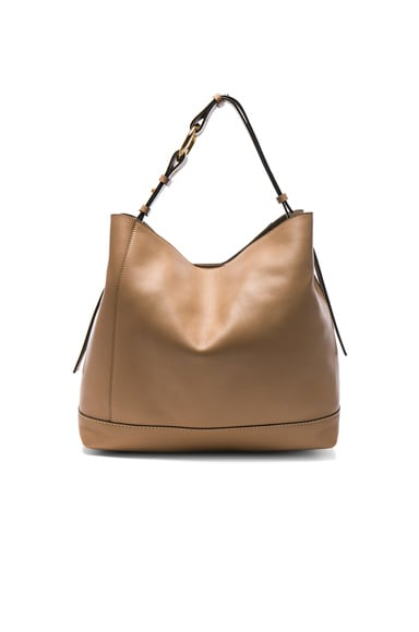 Marni Shoulder Bag in Dune