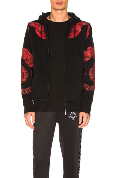Maive Hooded Sweatshirt