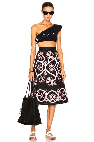 Aliona Midi Skirt