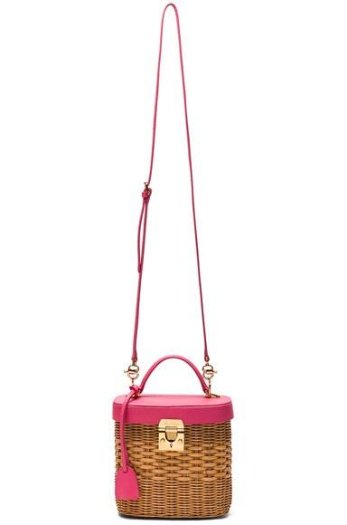 Benchley Rattan Bag