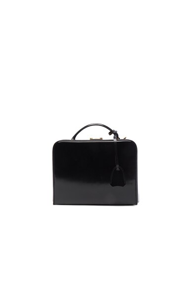 Grace Box Rattan Bag