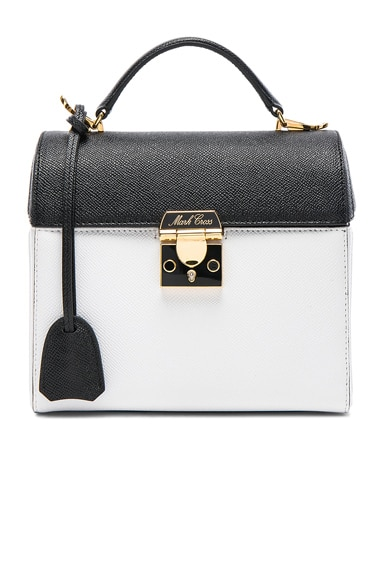 Saffiano Colorblock Sara Bag