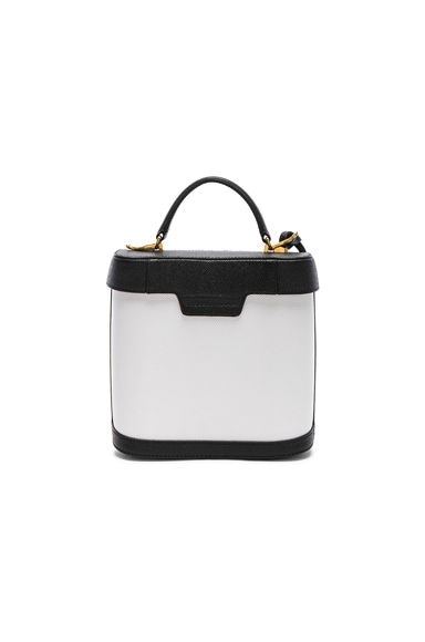 Colorblock Saffiano Benchley Bag