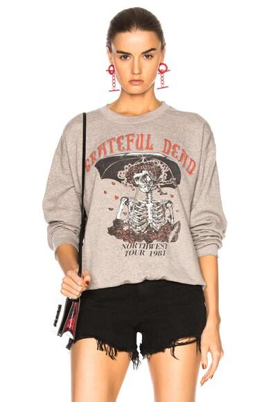 Grateful Dead Northwest 1981 Sweatshirt