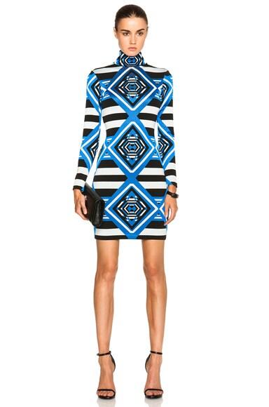 Mini Turtleneck Dress
